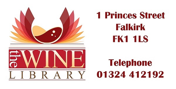 Wine Library advert.